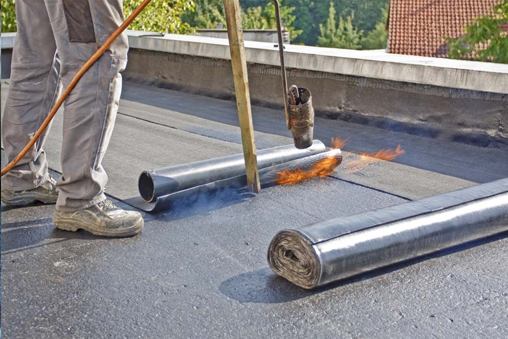 Flat Felt Roof Repair Preston Abbey Roofing Services In