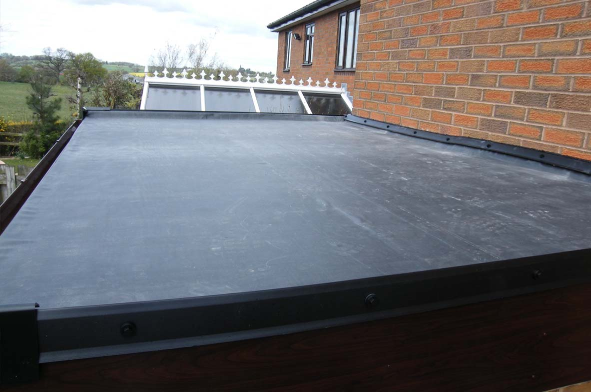 Epdm Rubber Roofing Firestone Abbey Roofing Contractors