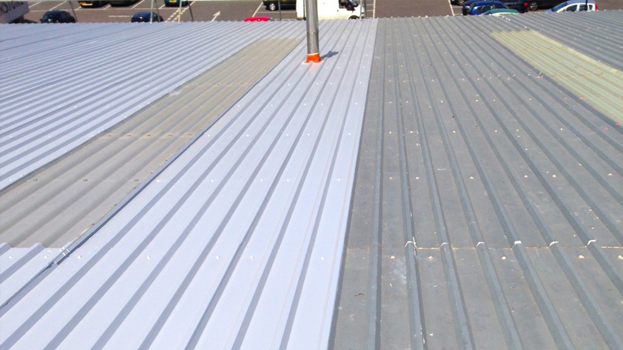Roof Cladding Refurbishment Abbey Roofing Contractors