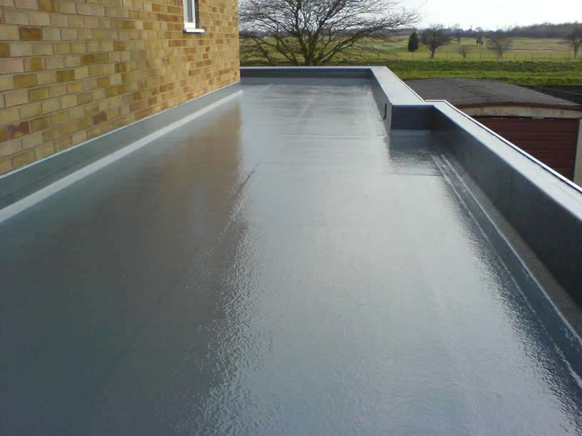 Grp Roofing Preston Lancahsire Abbey Roofing Services